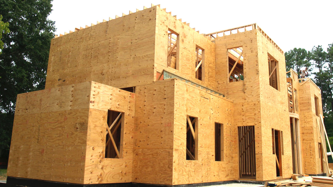 Structural Plywood - ROCPLEX